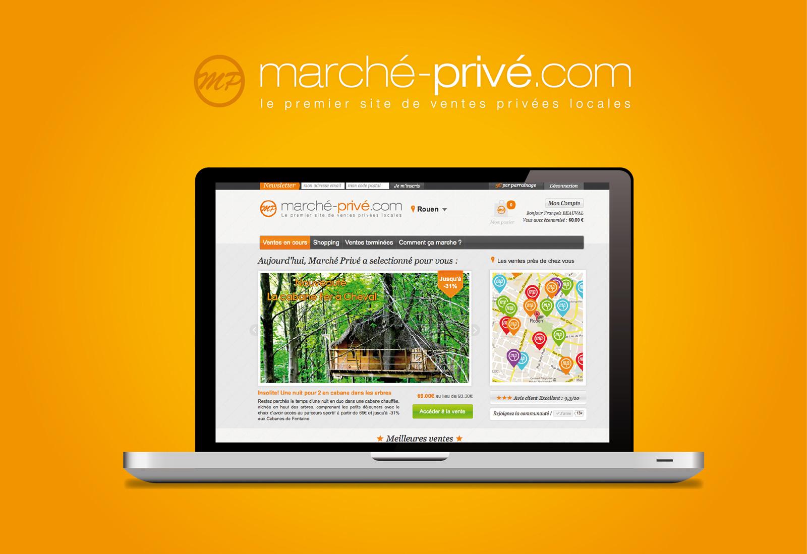 Marché-Privé